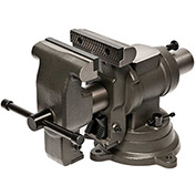 Palmgren 9629503 Multi-Jaw Bench Vise, 5""