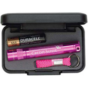 Custom Breast Cancer Awareness Maglite® Solitaire