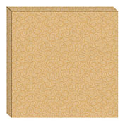 Hush™ Acoustical Wall Tile 15x75x15, 9468.5040 Buttercup - Pkg Qty 4