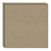 Hush™ Acoustical Wall Tile 15x75x15, 9085.4061 Natural - Pkg Qty 4