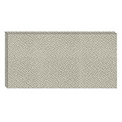 Hush™ Acoustical Wall Tile 30x75x15, 15-106D Dove Gray - Pkg Qty 2