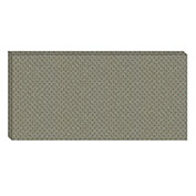 Hush™ Acoustical Wall Tile 30x75x15, 9477.5111 Sage - Pkg Qty 2