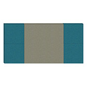 Hush™ Five Acoustical Wall Tile Collection, AWT4X15X1X30RY, Capri/Sage