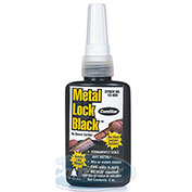 Metal Lock Black 3 Oz.