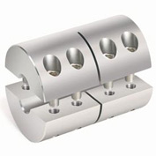 """Re-Machinable Coupling R2CC-Series, """", Stainless Steel, R2CC-075-075-S"""