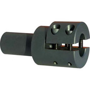 "Step Down Clamp-on Adaptor SDA-Series, 1-1/2"", Black Oxide"