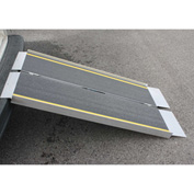 "JanSan Manufacturing SpinDuct Truck Ramp 800Lb. Capacity, 5' x 29-1/2"" - 40-70001"