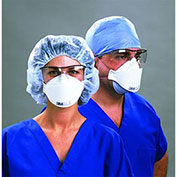 3M Healthcare MMM1870BX N95 Health Care Particulate Respirator and Surgical Mask 1 box (20 Each)