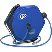 "Cejn 19-911-5101 5/16"" X 52.5' Air Hose Reel PUR Hose Braided, 1/4"" Male NPT Connection"