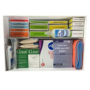 First Aid Kit Refill, 75 Person, ANSI Complaint