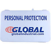 Global Industrial Personal Protection Kit Refill, 7 Pieces