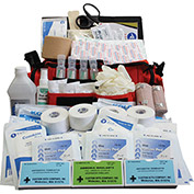 Custom Kits Company Trauma Bag Refill, 326 Pieces