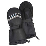 Clam™ Ice Armor™ Edge Mitt, Black, XL, 10483