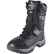 Clam™ Ice Armor™ Onyx Boots, Black, Size 12, 1 Pair
