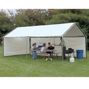 WeatherShield Portable Canopy 10X10 10oz White