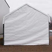 Daddy Long Legs Gable End 14'W White