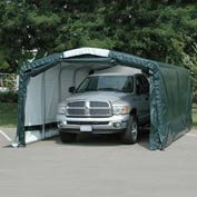 "Storage Master Elite 12'W x 12'4""H x 20'L Green"