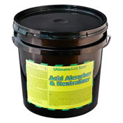 Spill Wizards Ultimate Acid Eater Absorber & Neutralizer, 2 Gallon, 2003-002
