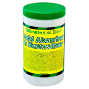 Spill Wizards Ultimate Acid Eater Absorber & Neutralizer, 1.5 Lb., 6/Box, 2003-032