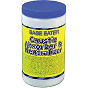 Spill Wizards Base Eater Absorber & Neutralizer, 1.5 Lb., 6/Box, 4903-032