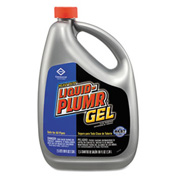 Liquid-Plumr® Heavy-Duty Clog Remover Gel, 80 Oz. Bottle 6/Case - COX35286CT