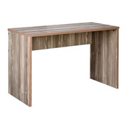 OneSpace Large Modern Writing and Computer Desk - Walnut