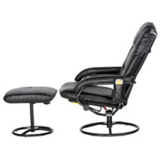 Comfort Products Relaxzen 10-Motor Massage Recliner with Heat