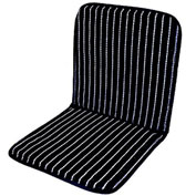 Kool Kooshion Standard Size Ventilated Seat Cushion - Black