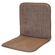 Kool Kooshion King Size Ventilated Seat Cushion - Beige