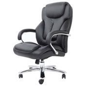 Comfort Products Admiral III Big & Tall Executive Leather Chair