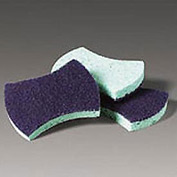 3M™ Scotch-Brite™ Teal Power Sponge - 5 Ct., MMM3000CC