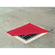 "Chemtex Square Drain Protector - 18"" x 18"""