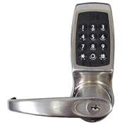 Codelocks Electronic Keyless Entry Lock Interior Usage, w/ Smart Phone App, Keypad, Card, Audit