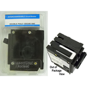 """Siemens® VPKICBQ2100 Interchangeable 2"""" Circuit Breaker 2-Pole 100A Clamshell Packaged"""