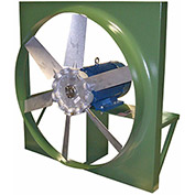 """Canarm ADDR30T30500B 30"""" Reversible Direct Drive Three Phase Wall Fan  5HP 18200 CFM"""