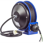 Coxreels PC10-3012-X Compact Efficient Heavy Duty Power Cord Reel w/ No Accessory, 12 Ga.