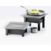 """Cal-Mil 1348-12-13 One by One Chafer Alternative 12""""W x 12""""D x 4""""H"""