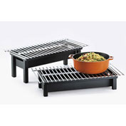 "Cal-Mil 1409-22-13 One by One Chafer Alternative 22""W x 12""D x 7""H"