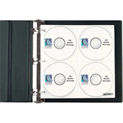 C-Line Products CD Ring Binder Kit, 1/EA