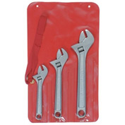 Adjustable Wrench Sets, COOPER HAND TOOLS CRESCENT AC3