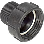 "S75x6 Female Buttress x 2"" Male BSP Pipe Thread"