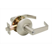 "Copper Creek Grade 2 Cylindrical Lever Classroom, 5""L x 2-3/4""H x 2-5/8""D, 4lbs, Satin Stainless"