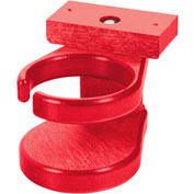 "Generations Adirondack Chair Cup Holder, Red, 6""L x 4""W x 4""H"