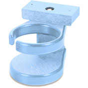 "Generations Adirondack Chair Cup Holder, Sky Blue, 6""L x 4""W x 4""H"