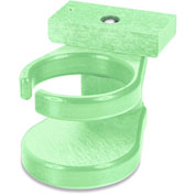 "Generations Adirondack Chair Cup Holder, Lime Green, 6""L x 4""W x 4""H"