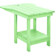 "Generations Tete A Tete Table, Lime Green, 18""L x 14""W x 21""H"
