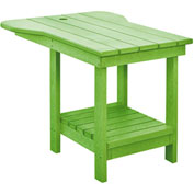 "Generations Tete A Tete Table, Kiwi Lime, 18""L x 14""W x 21""H"