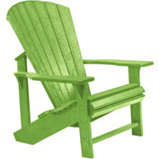 "Generations Adirondack Chair, Kiwi Green, 32""L x 31""W x 40-1/2""H"
