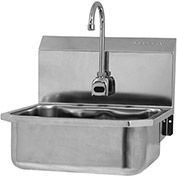 SANI-LAV ES2-505L Wall Mount Sink With AC Powered Sensor