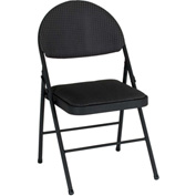 Cosco® Comfort Chair Black 4-Pack